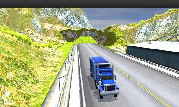 CPEC Truck Simulator 3D 2017 apk screenshot