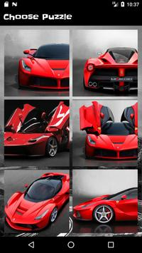 Hypercars Laferrari- Best New Puzzle Game poster