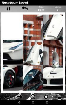 Hypercars Laferrari- Best New Puzzle Game apk screenshot