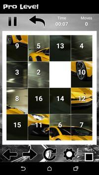 Supercars Lambo Aventador screenshot 3