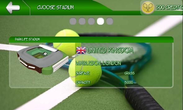 Super Swing Tennis apk screenshot