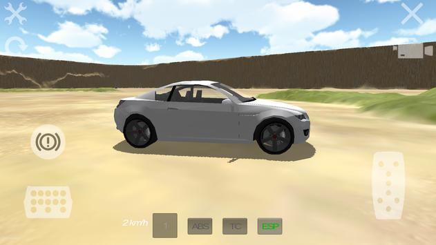 Extreme Car Crush Derby 3D screenshot 2