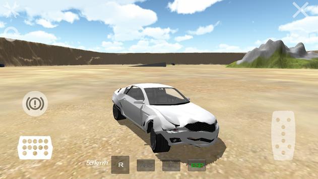 Extreme Car Crush Derby 3D screenshot 4