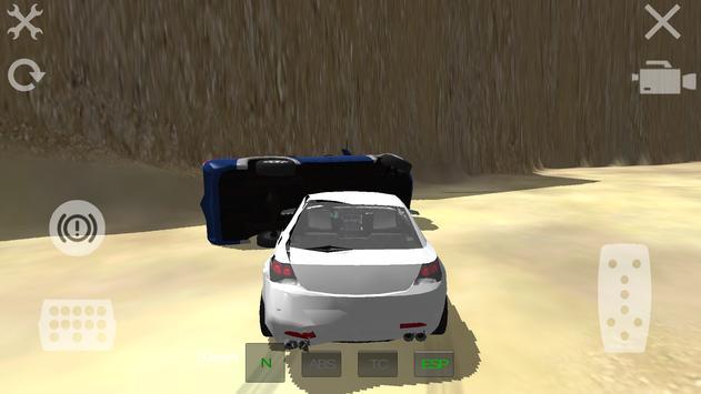 Extreme Car Crush Derby 3D screenshot 5
