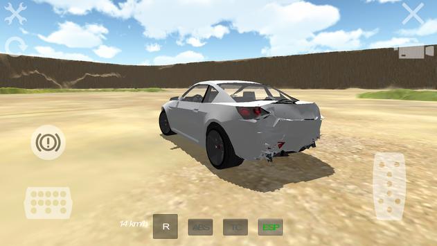 Extreme Car Crush Derby 3D screenshot 6
