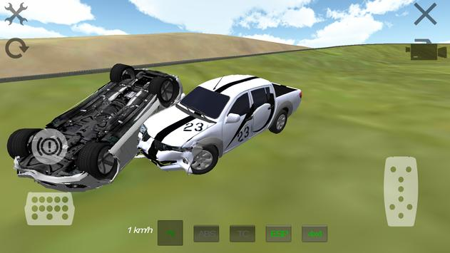 Extreme Pickup Crush Drive 3D screenshot 7