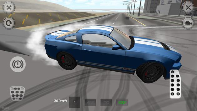 Extreme Muscle Car Simulator screenshot 6