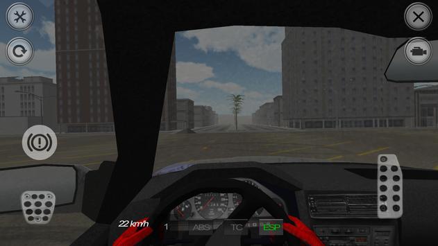 Extreme Sport Car Simulator 3D poster