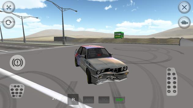 Extreme Sport Car Simulator 3D screenshot 1