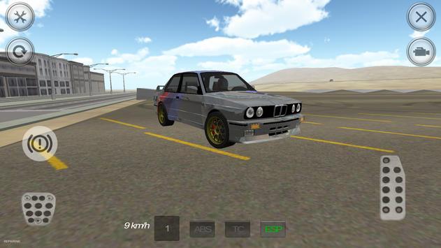 Extreme Sport Car Simulator 3D screenshot 3