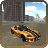 Extreme Turbo Car Simulator 3D icon