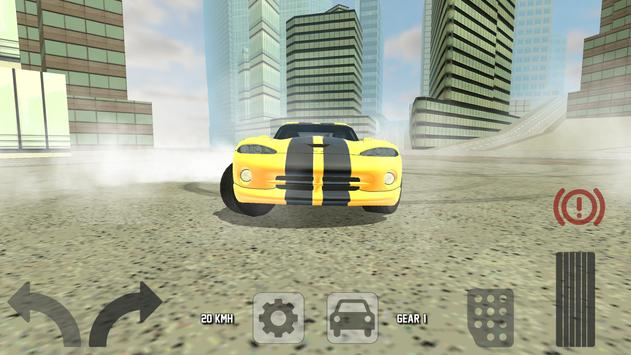 Extreme Turbo Car Simulator 3D screenshot 5