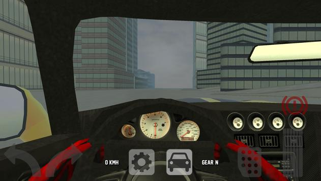 Extreme Turbo Car Simulator 3D screenshot 8