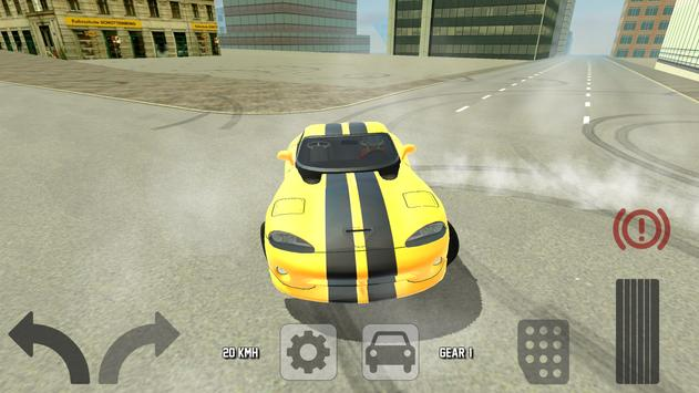 Extreme Turbo Car Simulator 3D screenshot 9