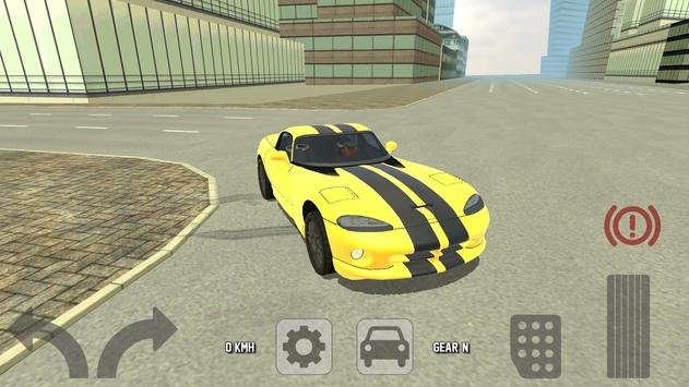 Extreme Turbo Car Simulator 3D screenshot 1