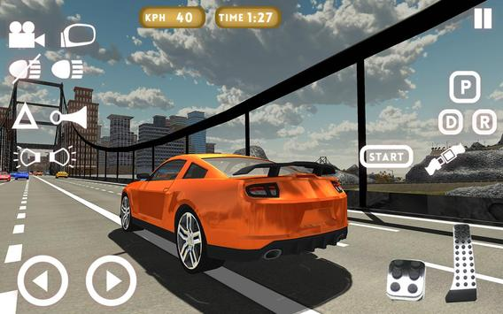 سيارة تعليم قيادة السيارات2018 تصوير الشاشة 7
