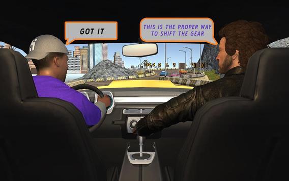 سيارة تعليم قيادة السيارات2018 تصوير الشاشة 3