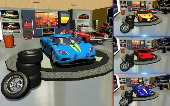 BMW M5 GT Stunts Race-Off apk screenshot