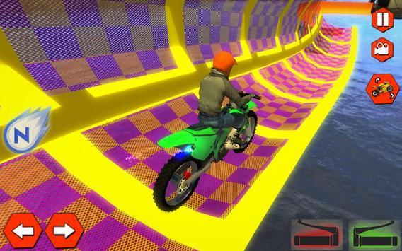 Extreme Bike Stunts Mania apk screenshot
