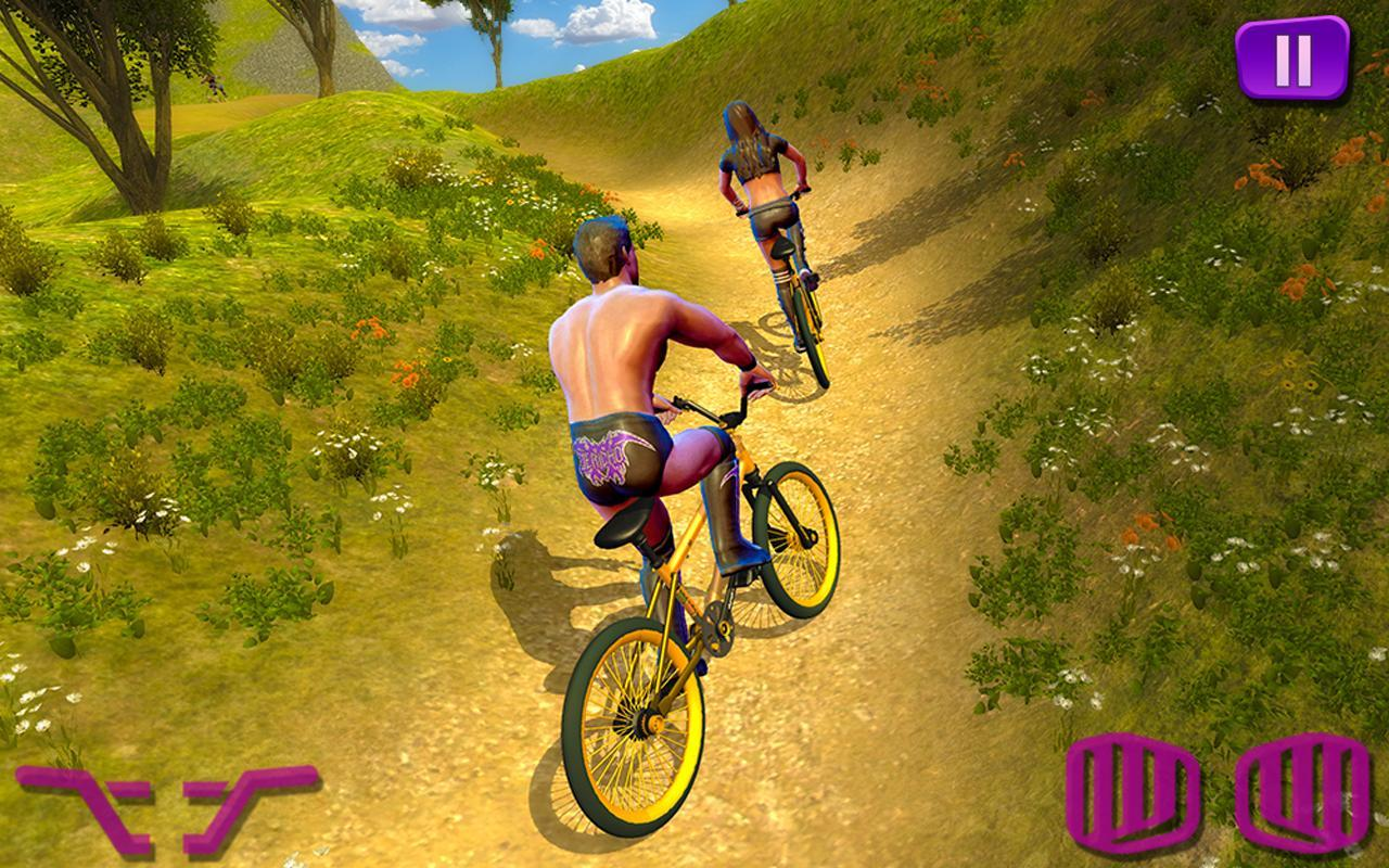 Wrestlers Bike Race Free for Android - APK Download