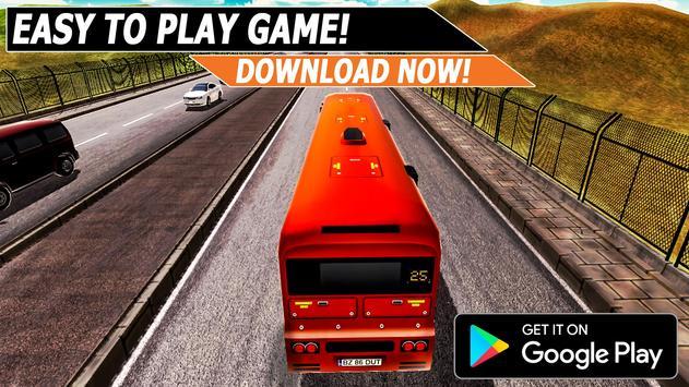 City Coach Bus Simulator : Indonesia Bus Driver 3D screenshot 6