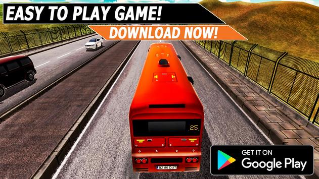 City Coach Bus Simulator : Indonesia Bus Driver 3D screenshot 13