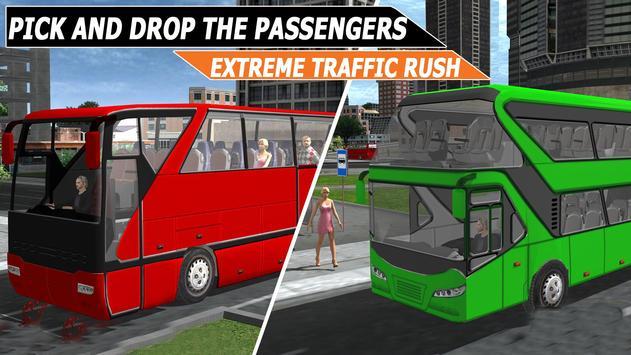 City Coach Bus Simulator : Indonesia Bus Driver 3D screenshot 19
