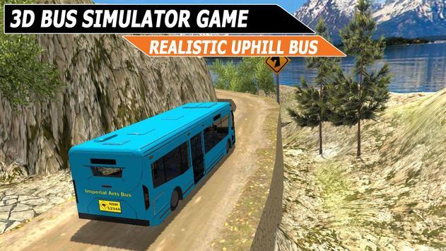 City Coach Bus Simulator : Indonesia Bus Driver 3D screenshot 3