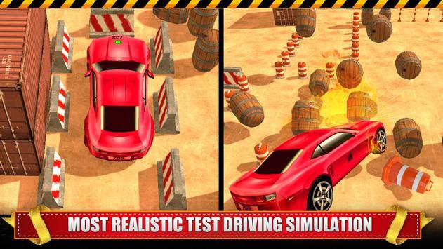 Driving School 2018 : Car Driving School Simulator screenshot 5