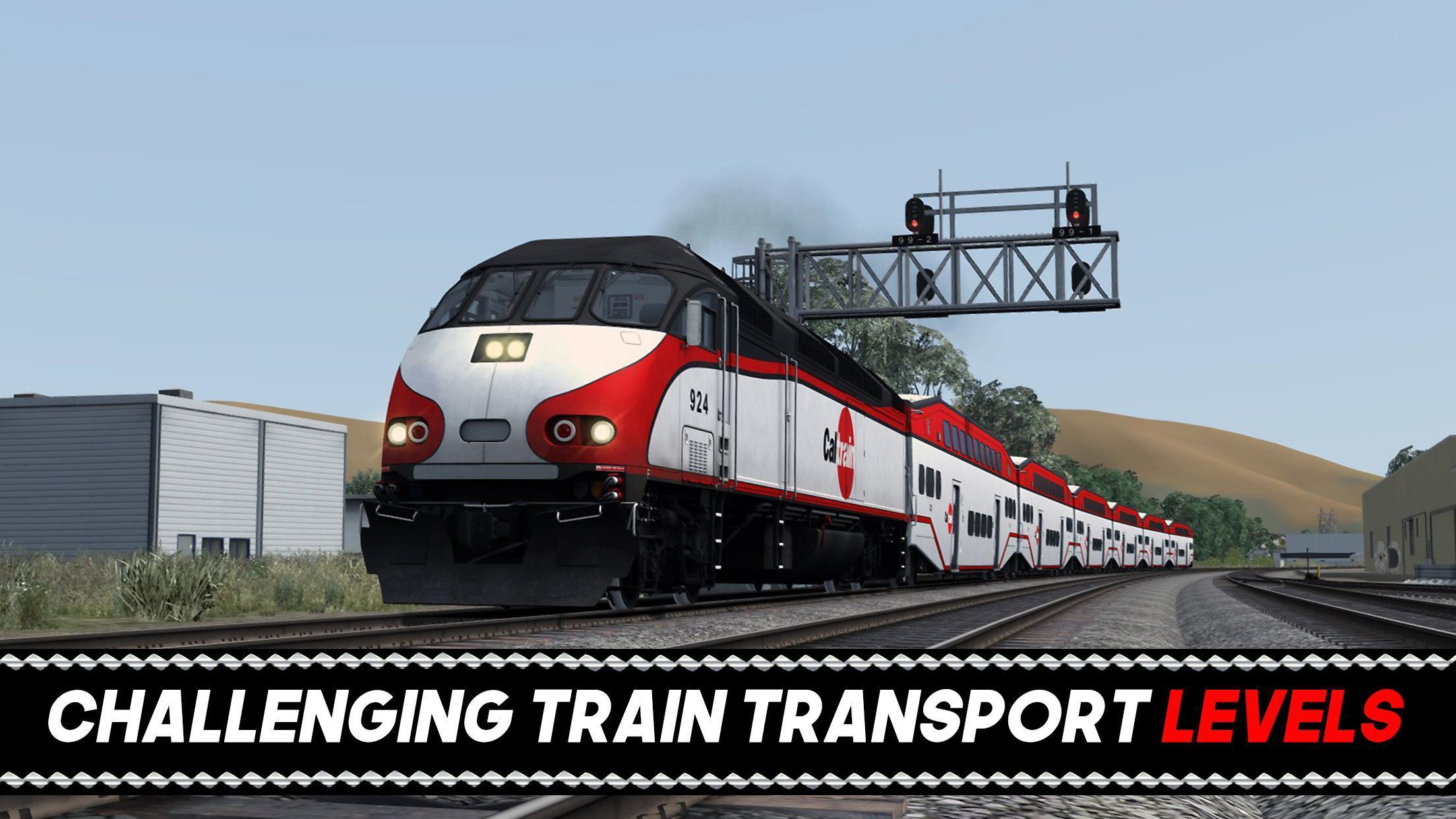 Trainz Driver Simulator - Subway Train Simulator for Android - APK