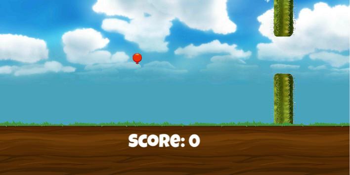Flappy Balloon poster