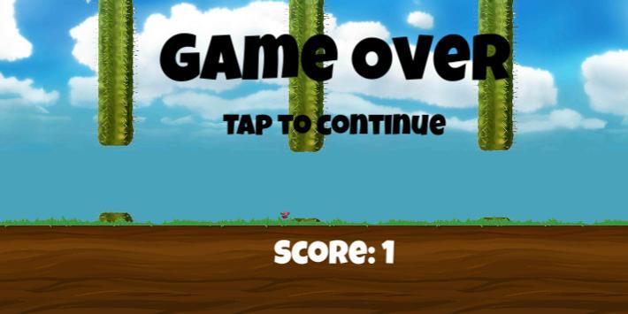 Flappy Balloon screenshot 2