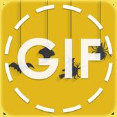 Halloween GIF icon