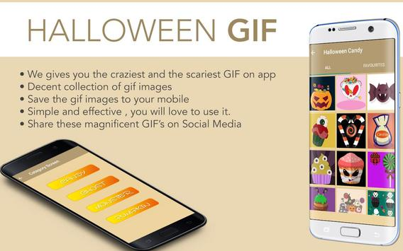 Halloween GIF screenshot 7