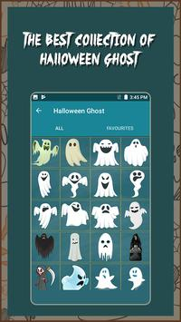 Halloween Stickers screenshot 3