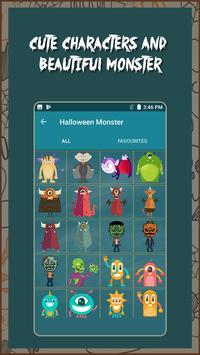 Halloween Stickers poster