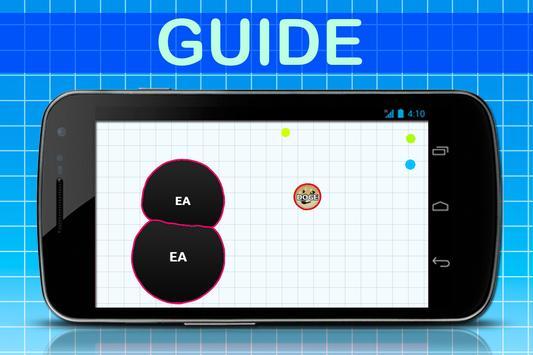 Guide for Agario apk screenshot