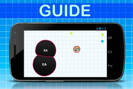Guide for Agario poster