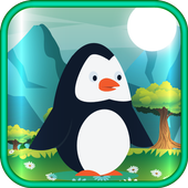 The Penguin Runner: Addictive Adventure Game icon