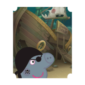The Pig Pirate icon