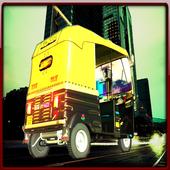 Turbo Tuk Tuk Rickshaw icon
