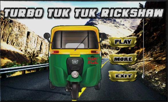 Turbo Tuk Tuk Rickshaw apk screenshot