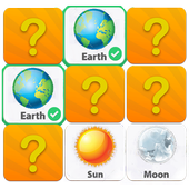 Planets For Kids icon