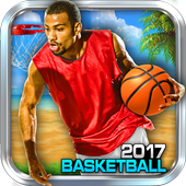 Game android Real Beach Basketball 2017 APK new hot