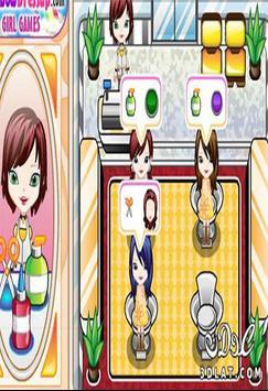 لعبة صالون التجميل وتسريح الشعر screenshot 5