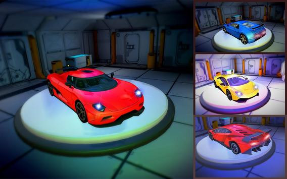Extreme Car Driving Simulator 3D screenshot 3