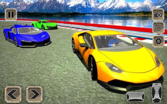 Extreme Car Driving Simulator 3D screenshot 12