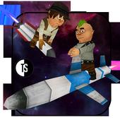 Endless Sci-Fi Race 2017 icon
