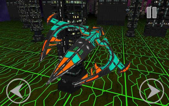 Endless Sci-Fi Race 2017 apk screenshot