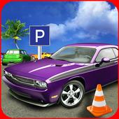 Plaza Car Parking 3D icon